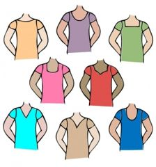 How To Make New Necklines From One Basic Pattern