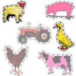 Farm EZ Sew Sewing Cards