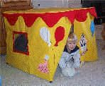 Children's Portable Playhouse