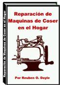 """""""Reparación de Maquinas de Coser en el Hogar"""""""