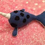 Narwhal Toy Pattern