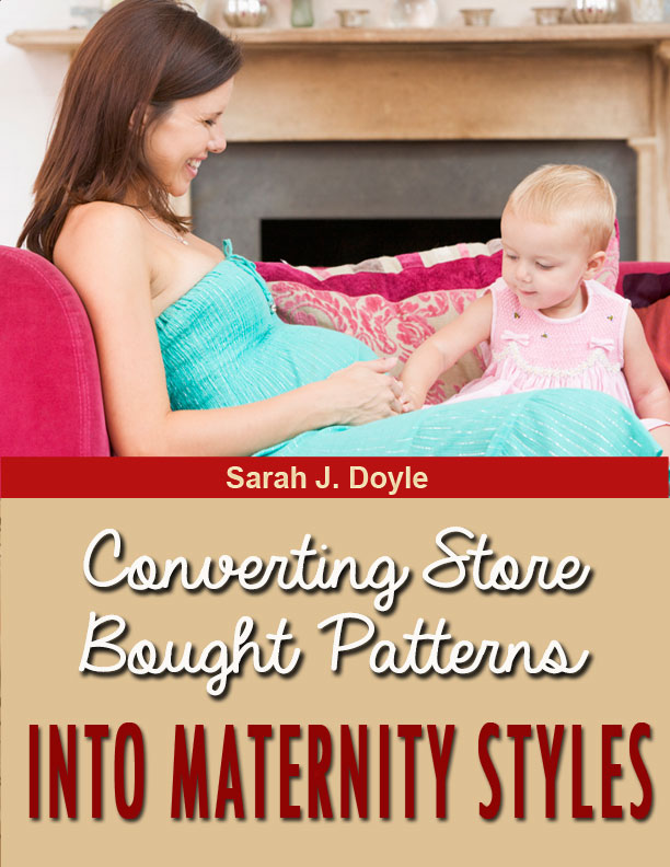 Converting Store Bought Patterns Into Maternity Styles
