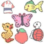 Assorted EZ Sew Sewing Cards