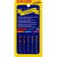 Singer Red Band Assorted Size Needles
