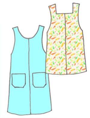 Jumper dress, pattern 5204